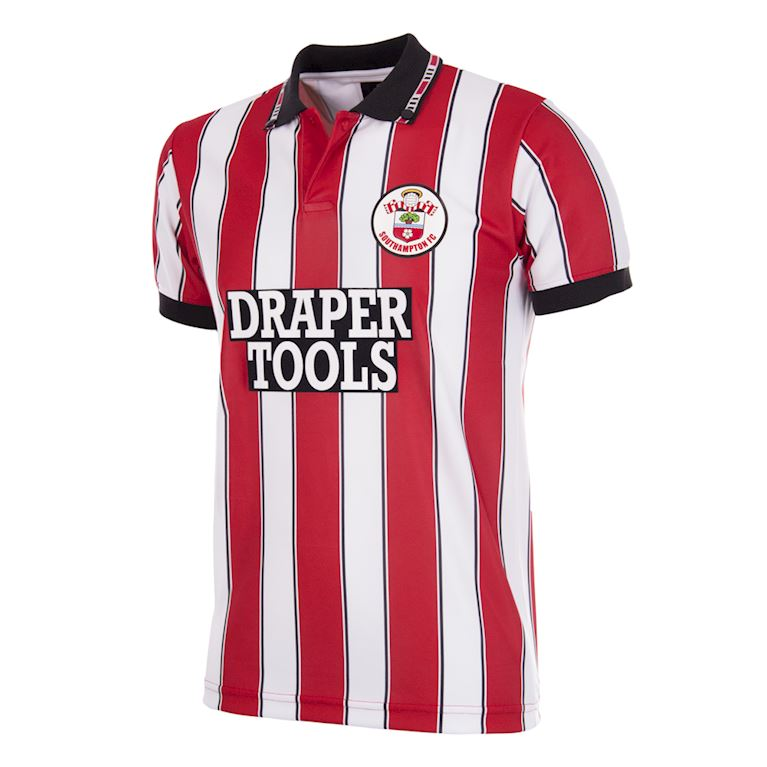 336 | Southampton FC 1991 - 93 Retro Voetbal Shirt | 1 | COPA