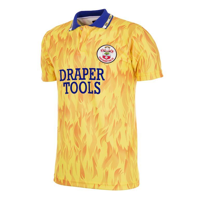 338 | Southampton FC 1991 - 93 Third Retro Voetbal Shirt | 1 | COPA