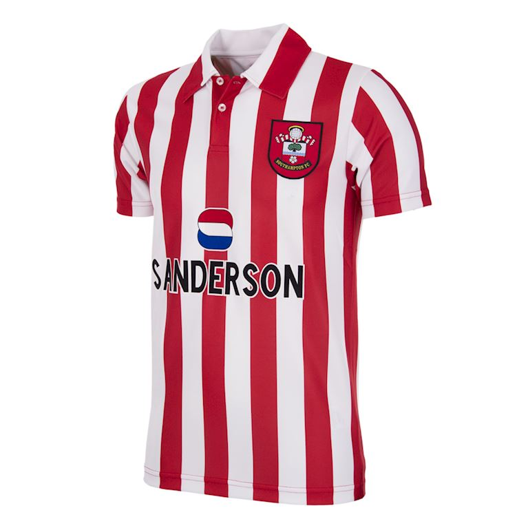 335 | Southampton FC 1995 - 96 Retro Football Shirt | 1 | COPA