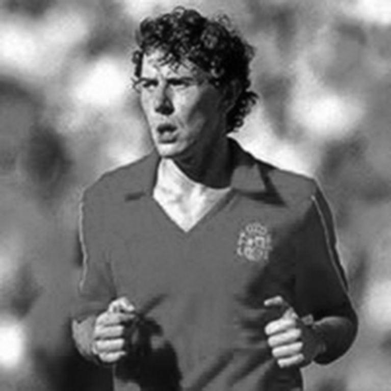 209 | Spain 1980's Short Sleeve Retro Football Shirt | 2 | COPA