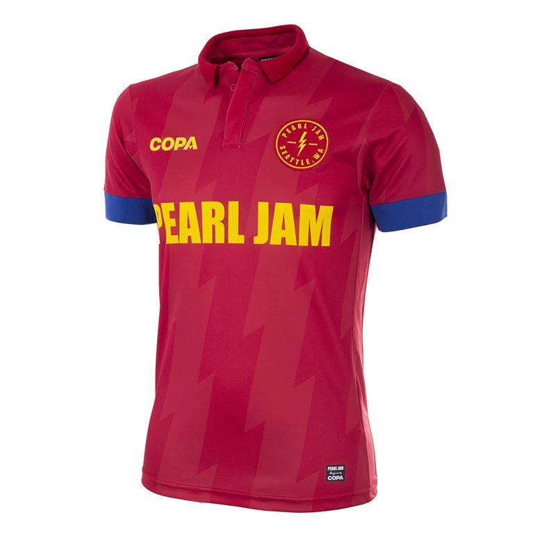 1521 | Spain PEARL JAM X COPA Football Shirt | 1 | COPA
