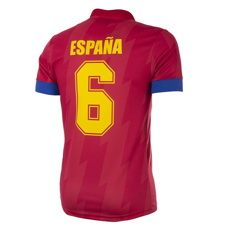 1521 | Spain PEARL JAM X COPA Football Shirt | 2 | COPA