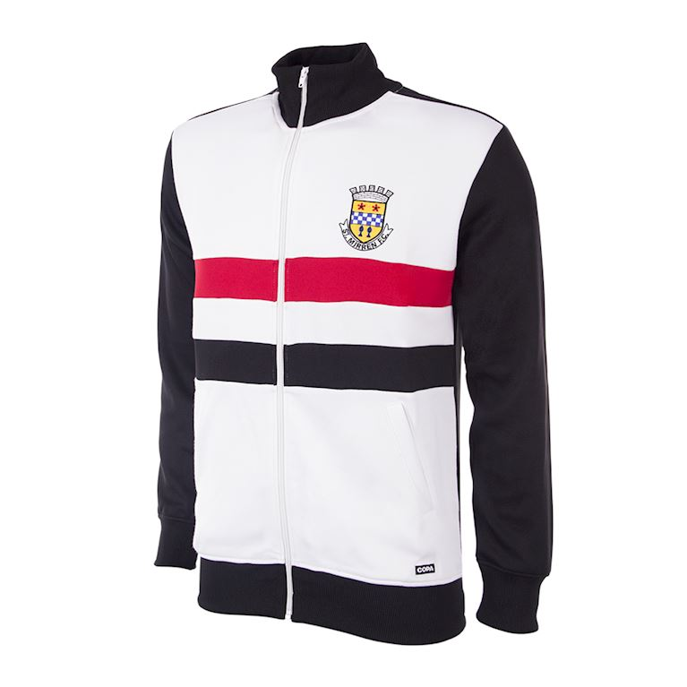 928 | St. Mirren 1988 - 89 Retro Football Jacket | 1 | COPA