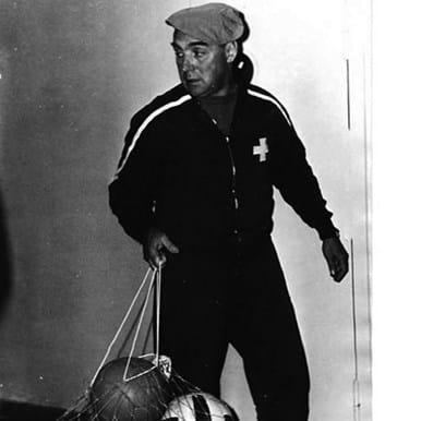 817 | Switzerland 1960's Retro Football Jacket | 2 | COPA