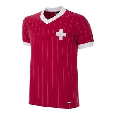 227 | Switzerland 1982 Retro Football Shirt | 1 | COPA
