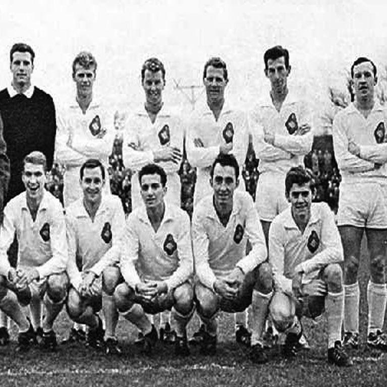 789 | Telstar 1960's Long Sleeve Retro Football Shirt | 2 | COPA