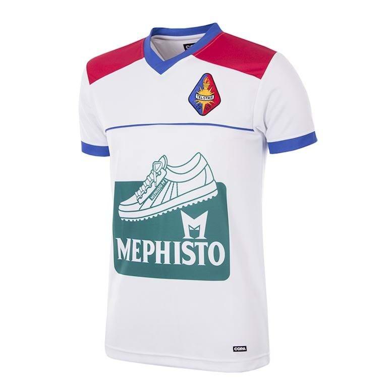 166 | Telstar 1993-94 Retro Football Shirt | 1 | COPA