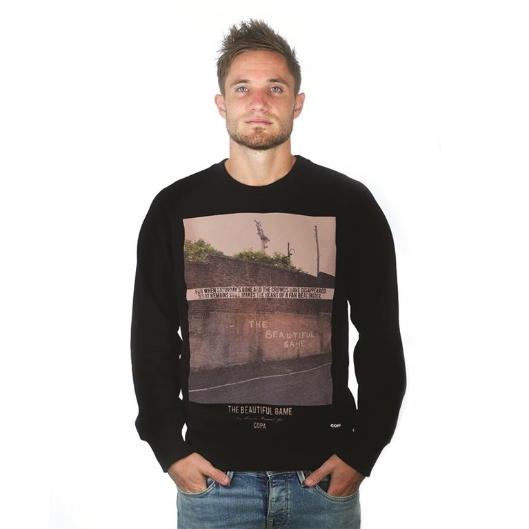 6457 | The Beautiful Game Sweat | 1 | COPA