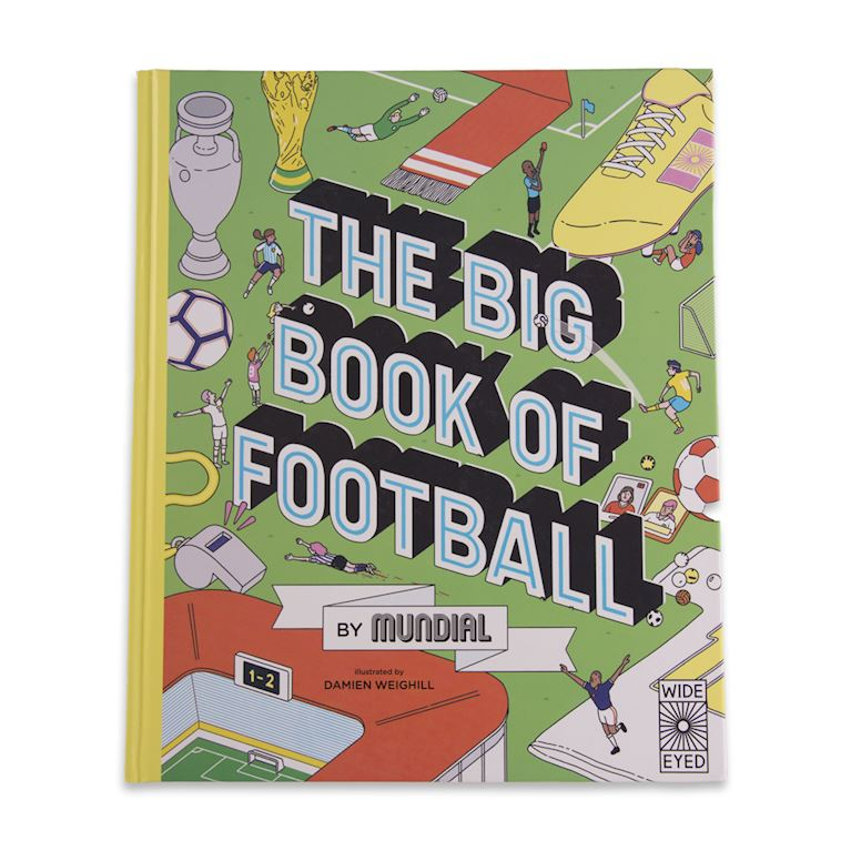 1999 | The Big Book of Football by MUNDIAL | 1 | COPA