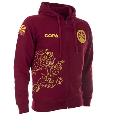 9137 | Tibet Zip Hooded Sweater | 2 | COPA