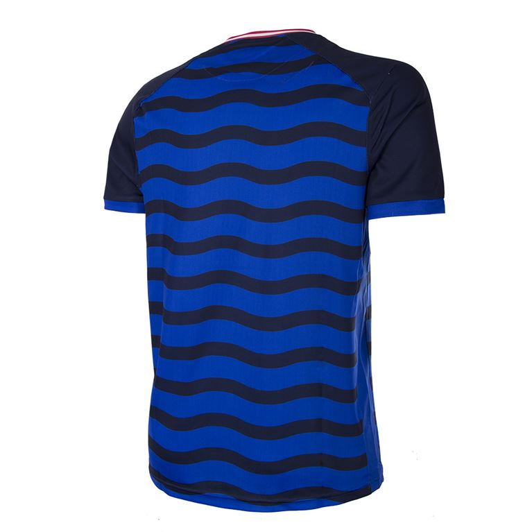 9300 | Torpedo Kattenburg HomeShort Sleeve Football Shirt | 2 | COPA
