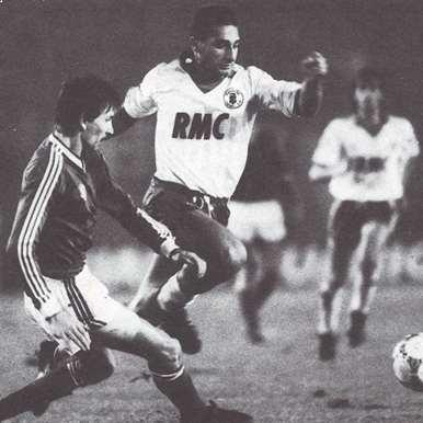 161 | Toulouse FC 1986 - 87 UEFA CUP Retro Football Shirt | 2 | COPA