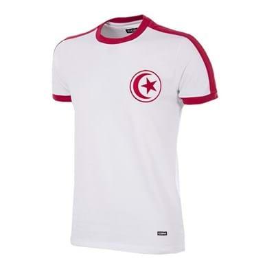 240 | Tunisia 1970´s Retro Football Shirt | 1 | COPA