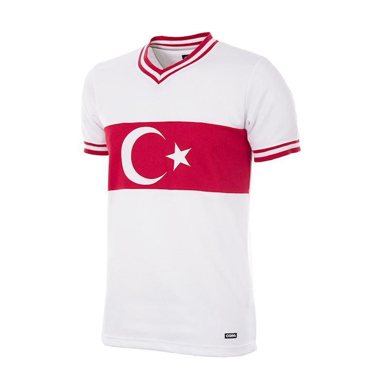 313 | Turquie 1979 Maillot de Foot Rétro | 1 | COPA