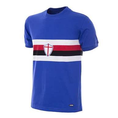 151 | U. C. Sampdoria 1975 - 76 Retro Football Shirt | 1 | COPA