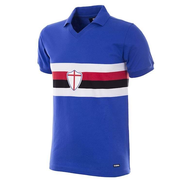 152 | U. C. Sampdoria 1981 - 82 Retro Football Shirt | 1 | COPA