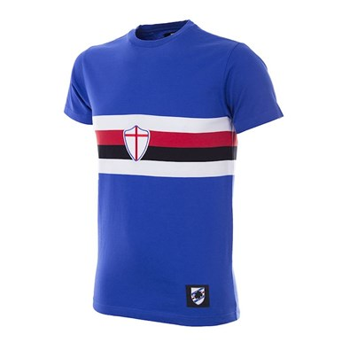6782 | U. C. Sampdoria Retro T-shirt | 1 | COPA