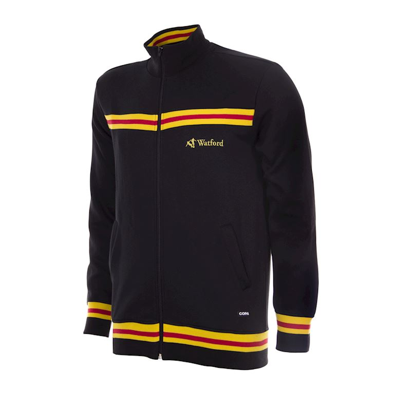 937 | Watford FC 1986 Retro Football Jacket | 1 | COPA
