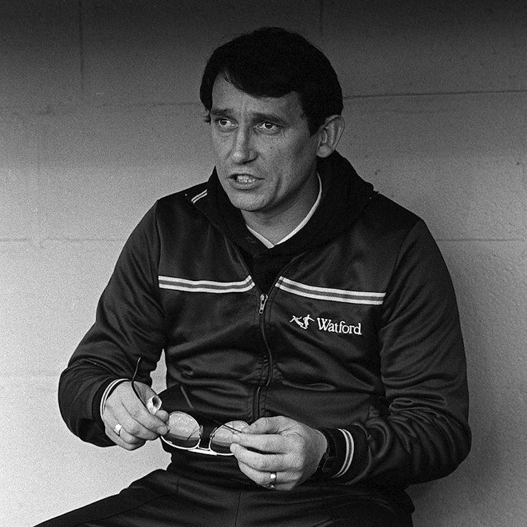 937 | Watford FC 1986 Retro Fußball Jacke | 2 | COPA