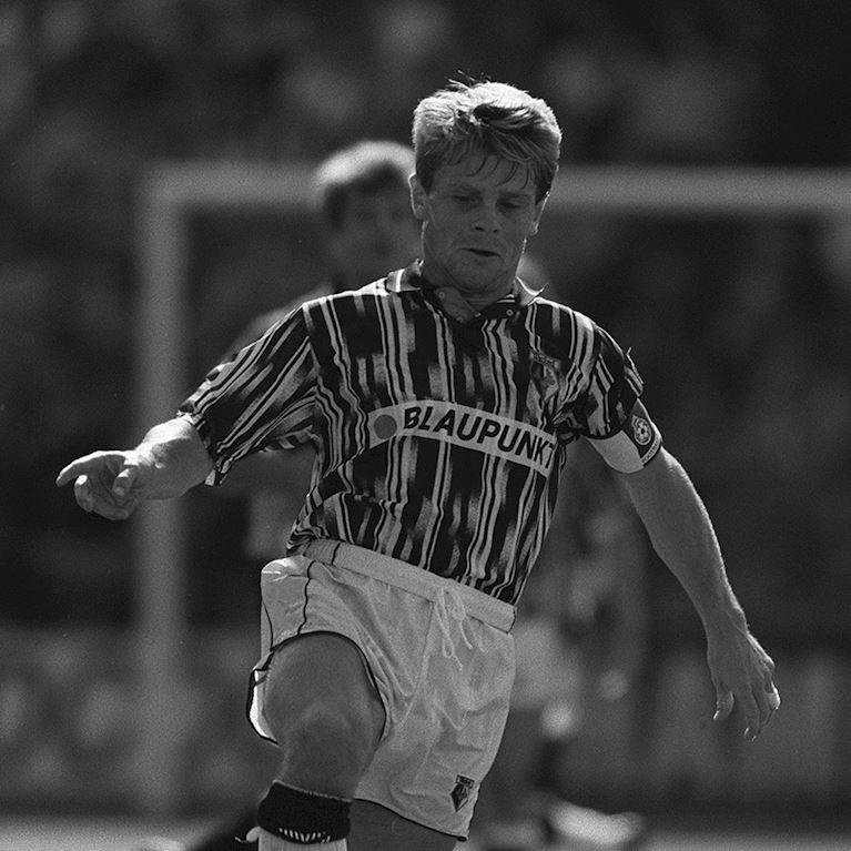 327 | Watford FC 1993 - 95 Away Maillot de Foot Rétro | 2 | COPA