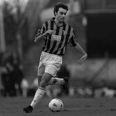 195   Watford FC 1997 - 98 Away Retro Football Shirt   2   COPA