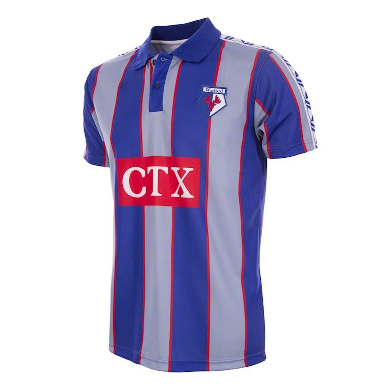 328 | Watford FC 1998 - 99 Away Retro Voetbal Shirt | 1 | COPA