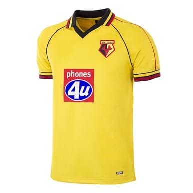 198 | Watford FC 1999 - 00 Retro Football Shirt | 1 | COPA