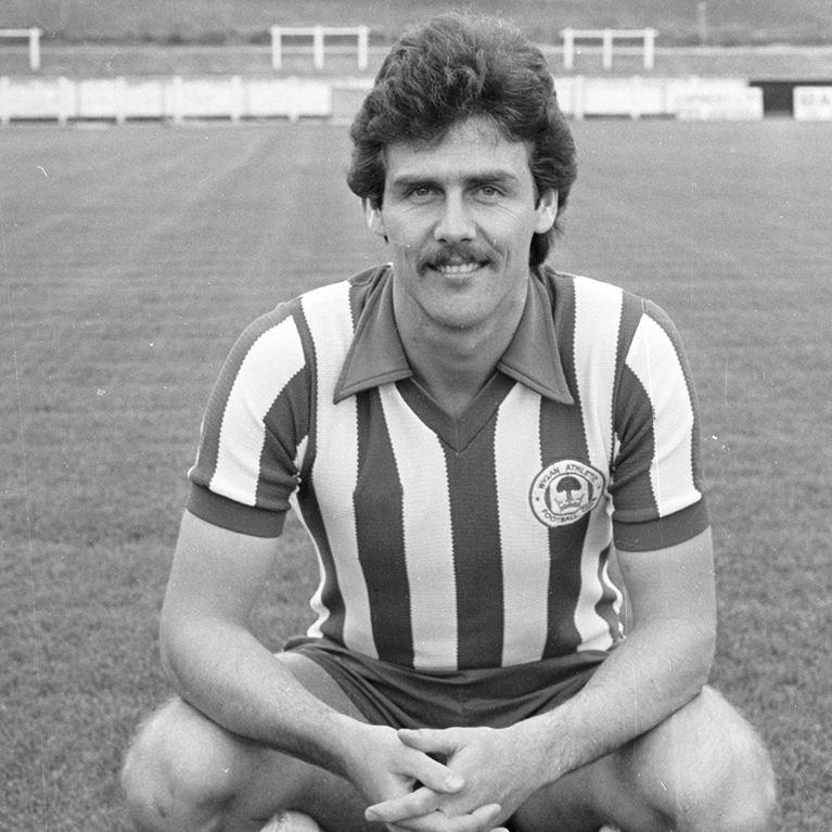 375 | Wigan Athletic FC 1980 - 81 Retro Football Shirt | 2 | COPA