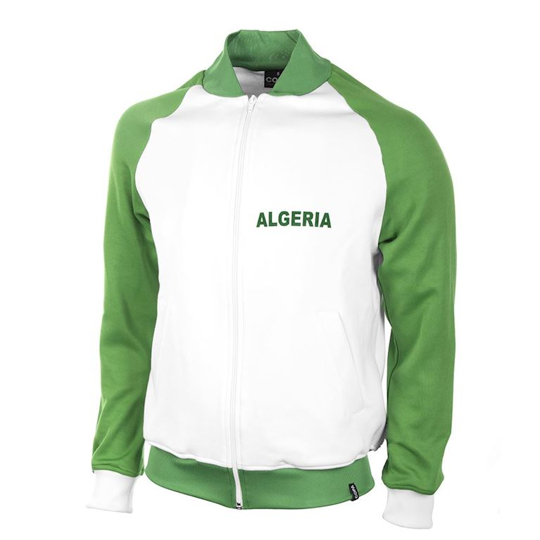 863 | Algeria 1980's Retro Football Jacket | 1 | COPA
