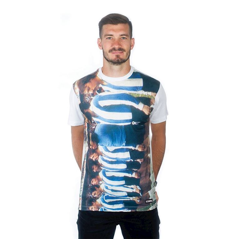 6678 | Argentina 70's All Over T-Shirt | Multicolor | 1 | COPA