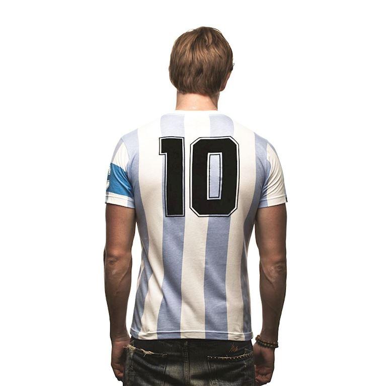 6543 | Argentina Capitano T-Shirt | 2 | COPA