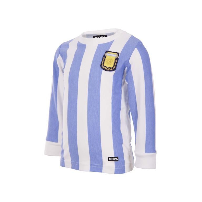 6806 | Argentina 'My First Football Shirt' Long Sleeve | 1 | COPA