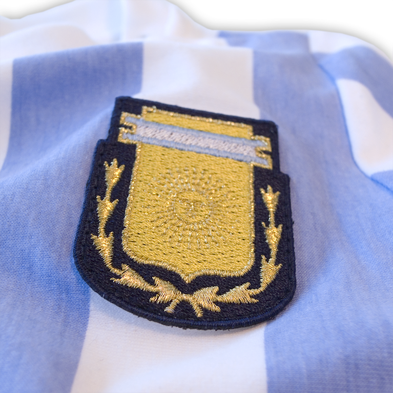 6806 | Argentinië 'My First Football Shirt' | 2 | COPA