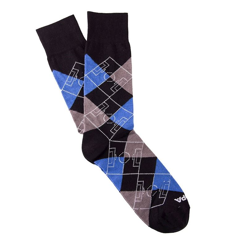 5104 | Argyle Football Pitch Chaussettes | 1 | COPA