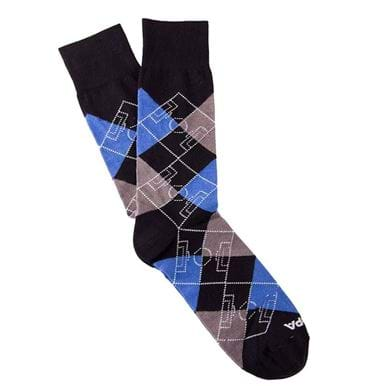 5104 | Argyle Football Pitch Socks | 1 | COPA