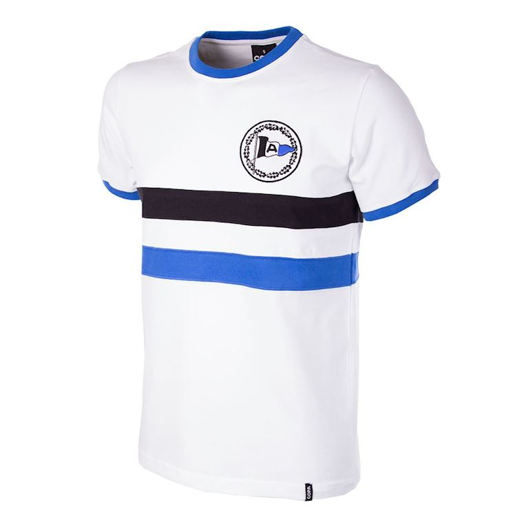 768 | Arminia Bielefeld 1963 Short Sleeve Retro Football Shirt  | 1 | COPA