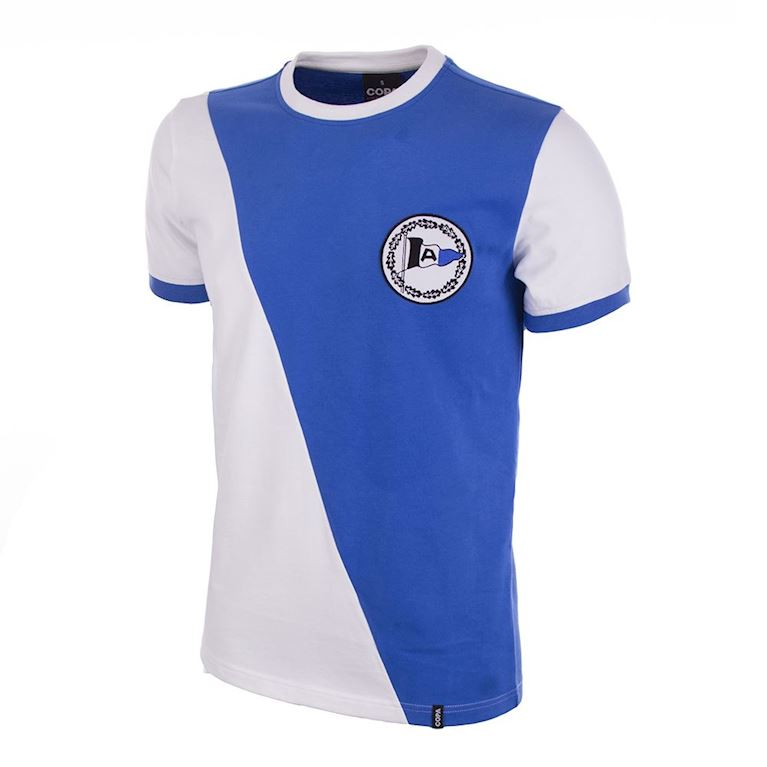 799 | Arminia Bielefeld 1971 / 1972 Short Sleeve Retro Football Shirt | 1 | COPA