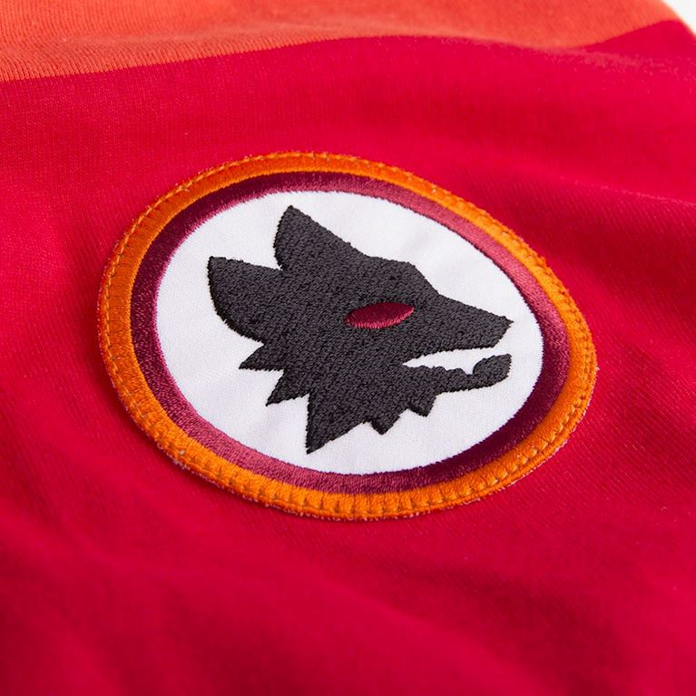 708 | AS Roma 1978-79 Short Sleeve Retro Football Shirt | 2 | COPA