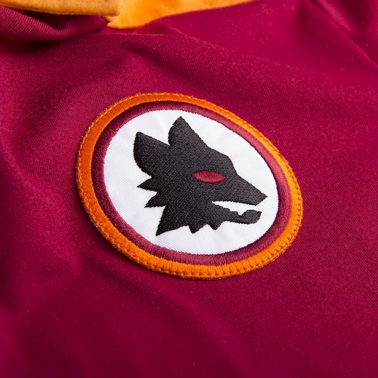 707 | AS Roma 1980 Short Sleeve Retro Football Shirt | 2 | COPA
