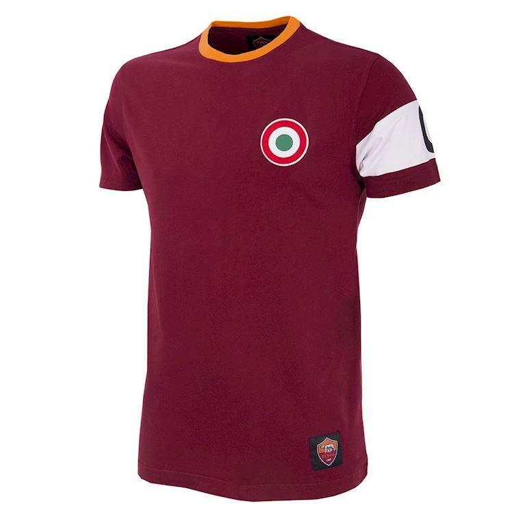 6720 | AS Roma Captain T-Shirt | Giallorossi | 1 | COPA