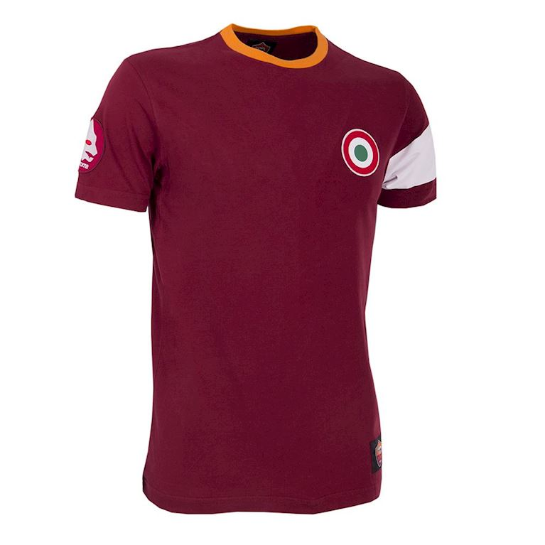 6720 | AS Roma Captain T-Shirt | Giallorossi | 2 | COPA