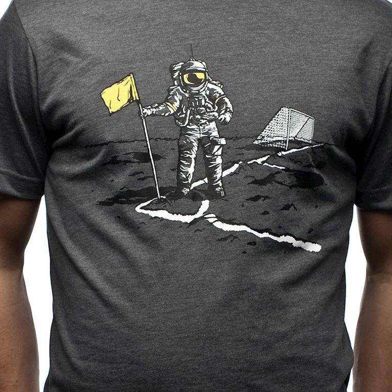 6564 | Astronaut T-Shirt | Dark Grey Mêlée | 2 | COPA
