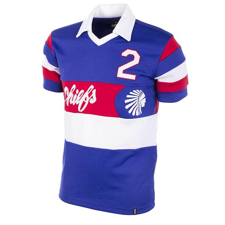 413 | Atlanta Chiefs Away 1981 Short Sleeve Retro Football Shirt | 1 | COPA