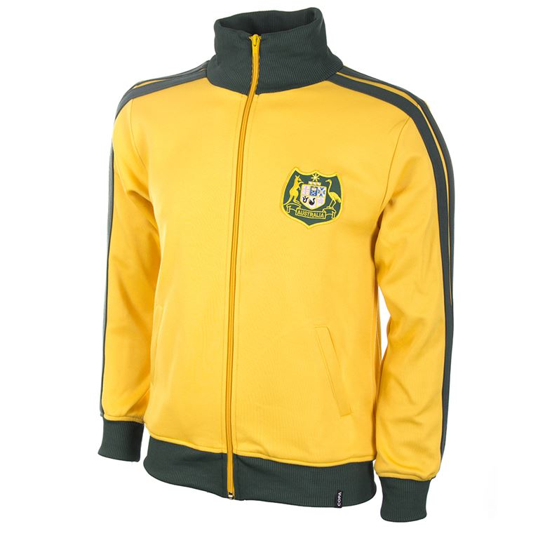 838 | Australia 1970's Retro Football Jacket  | 1 | COPA
