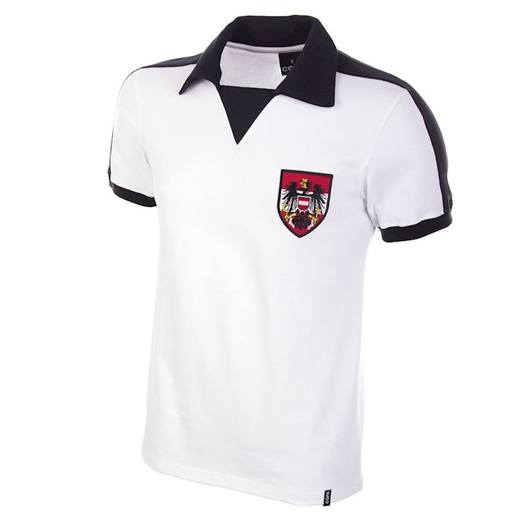 692 | Austria World Cup 1978 Short Sleeve Retro Football Shirt | 1 | COPA