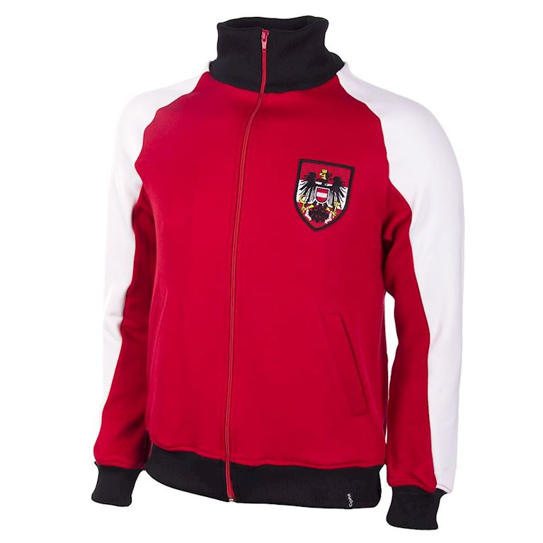 866 | Austria 1980's Retro Football Jacket | 1 | COPA