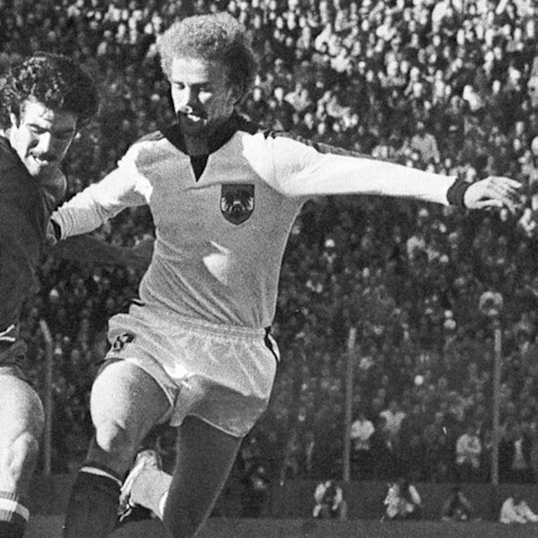 692 | Austria World Cup 1978 Short Sleeve Retro Football Shirt | 2 | COPA
