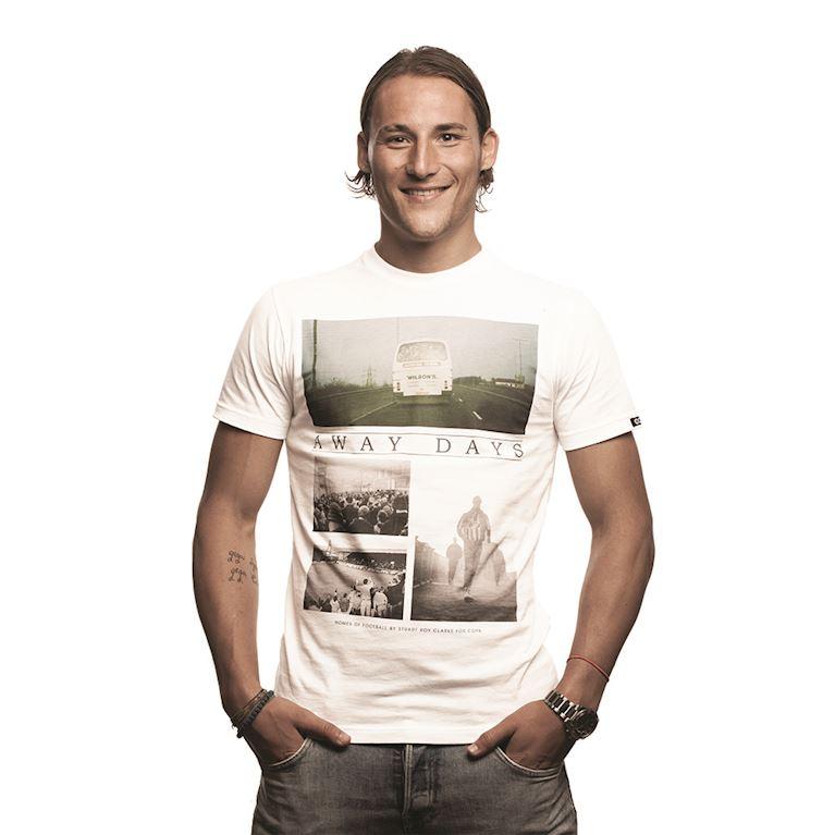 6632 | Away Days T-Shirt | White | 1 | COPA