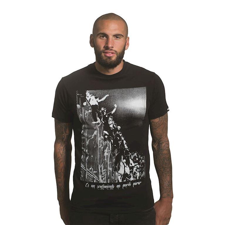 6644 | Barra Brava T-Shirt | Black | 1 | COPA