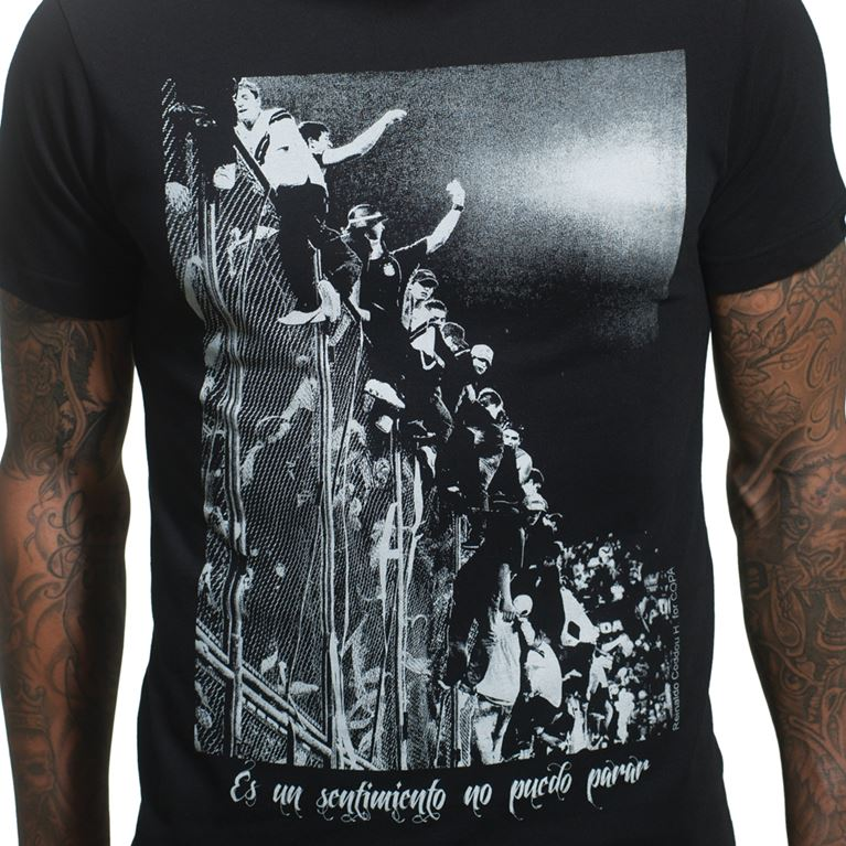 6644 | Barra Brava T-Shirt | Black | 2 | COPA